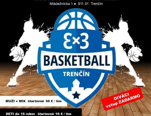 3×3 indoor turnaj