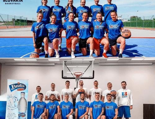 Kemp reprezentácií v 3×3 basketbale úspešný